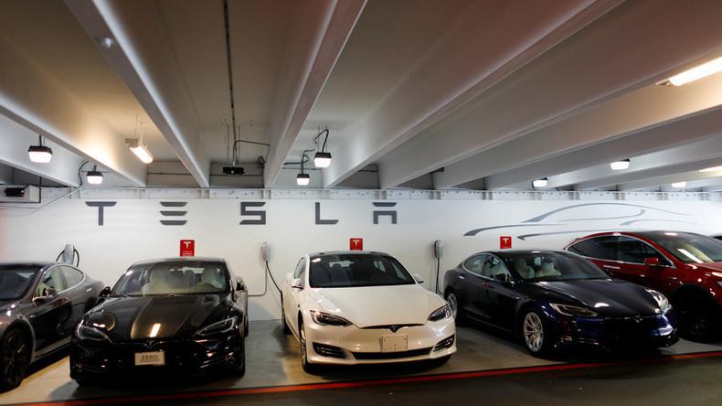 Ein Maulwurf bei Tesla? Musk warnt Mitarbeiter vor Sabotageaktionen
