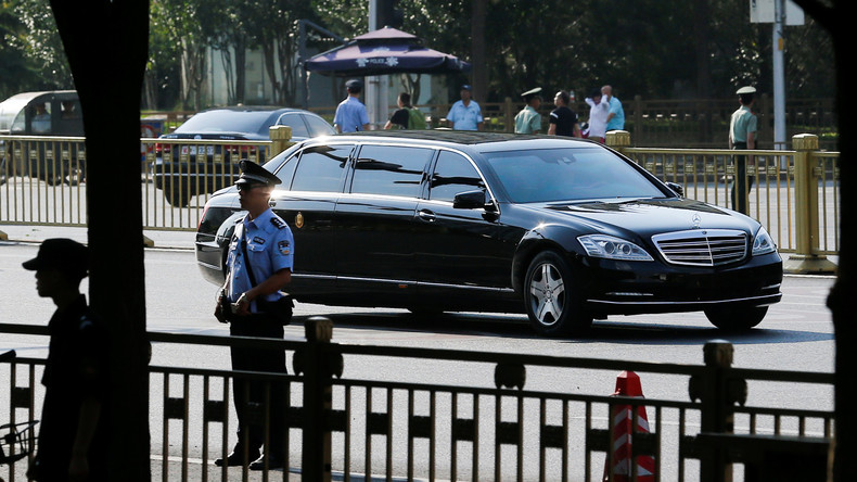 Nach Singapur-Gipfel mit Trump: Kim Jong-un zu Besuch in Peking
