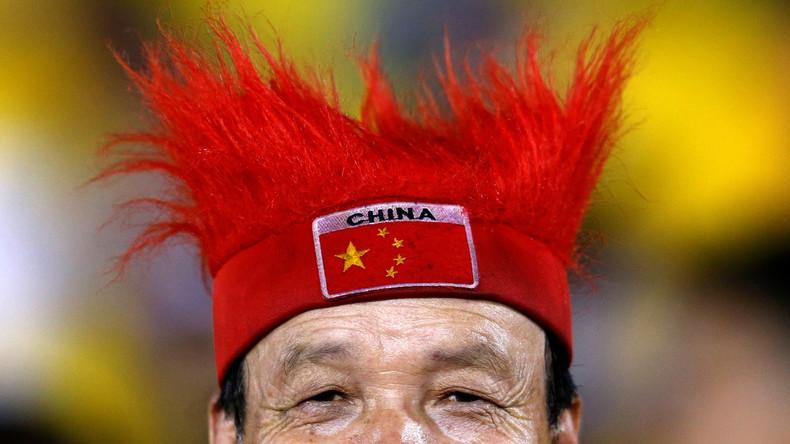 """""""Bleiben Sie ruhig, es ist nur ein Spiel!"""" - Polizei in China warnt vor Suizidversuchen während WM"""