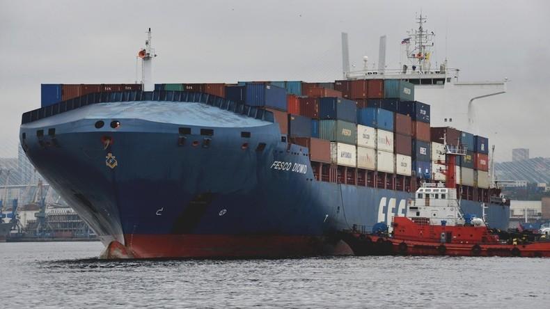 Handelsstreit - Strafzölle der EU sollen von Freitag an gelten