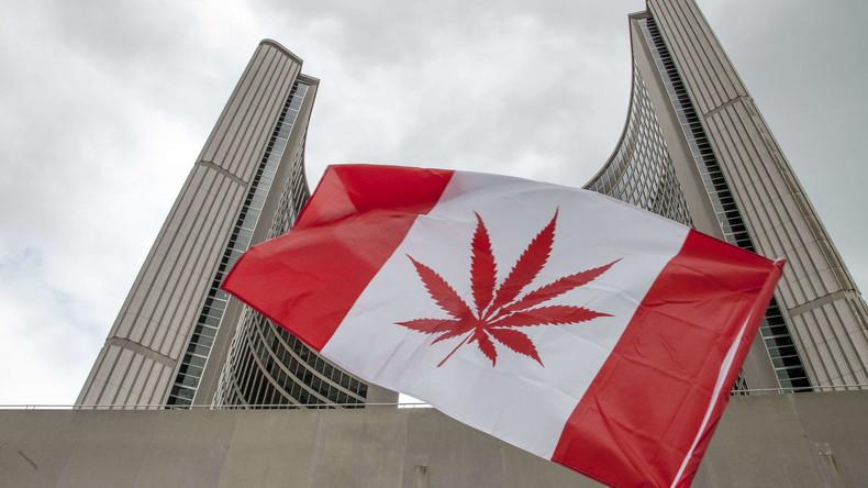 Als erstes Land im Westen: Kanadas Parlament legalisiert Cannabis