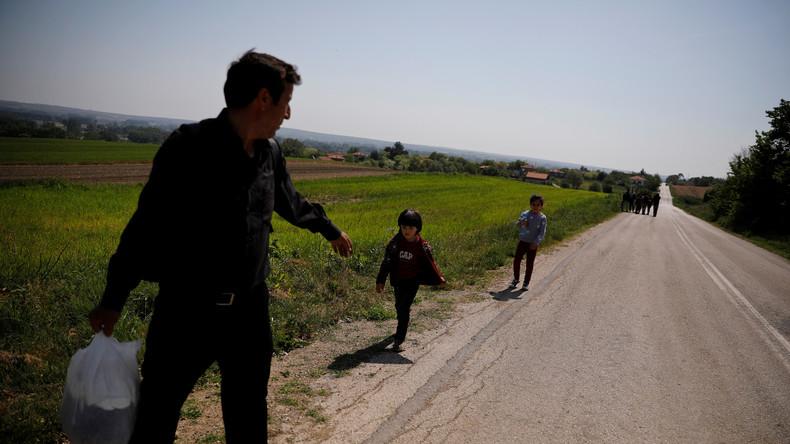 Alle zwei Sekunden ein Mensch auf der Flucht: Drei Länder teilen weltweite Last