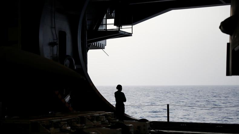 US-Fachzeitschrift analysiert: US-Flugzeugträger im Krieg gegen Russland nutzlos