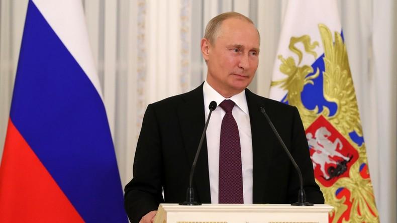 Umfrage: Hälfte aller Russen will, dass Putin nach 2024 Präsident bleibt