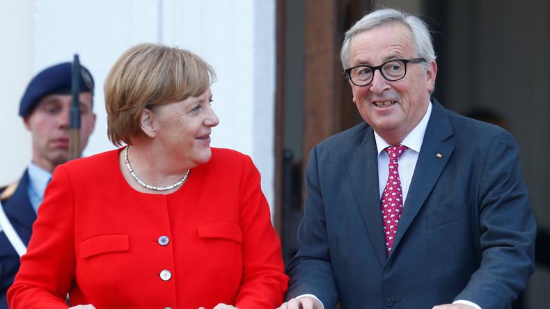 """""""Informelles Arbeitstreffen"""": Juncker trommelt EU-Politiker zum Sonder-Asylgipfel zusammen"""