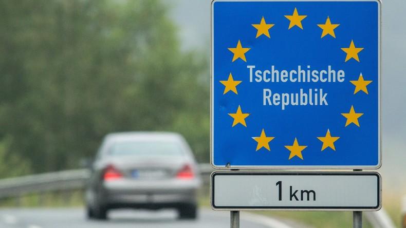 Tschechien warnt Deutschland vor Verschärfung von Grenzkontrollen