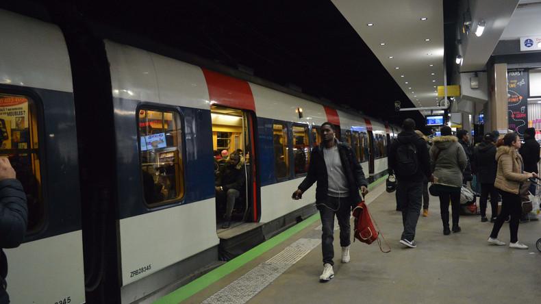 Baby in Pariser S-Bahn geboren: Gratis reisen bis zum 25. Lebensjahr