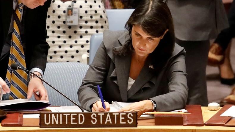 USA ziehen sich aus dem UN-Menschenrechtsrat zurück (Video)