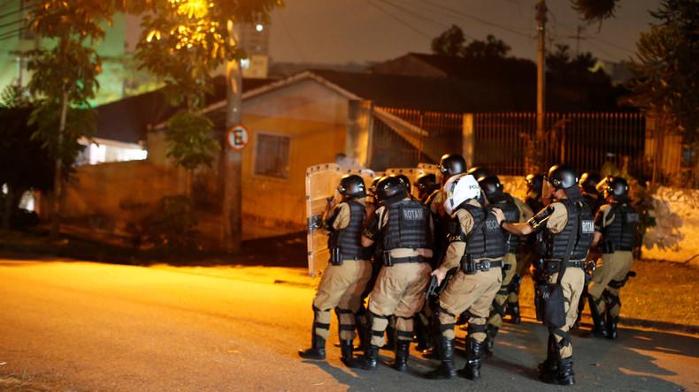 Sechs Tote bei Polizeieinsatz in Rio de Janeiro