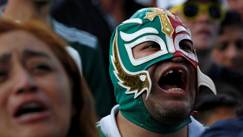 Fußball-WM: 8.630 Euro Geldstrafe für Mexiko und Serbien für beleidigende Rufe und Banner