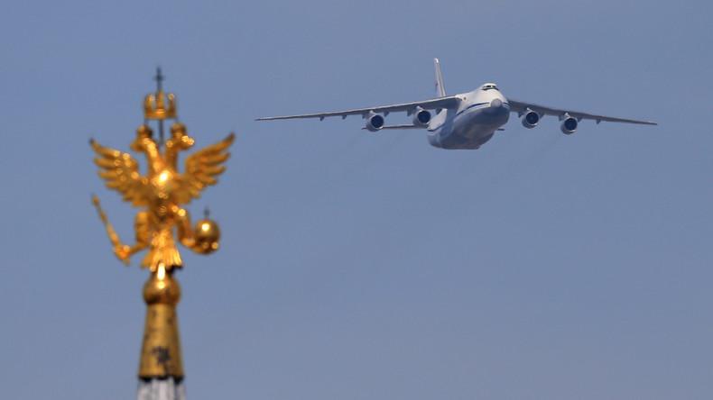 Neuauflage: Russland erwägt Produktion von Antonow-Megaflieger aus Sowjetzeit