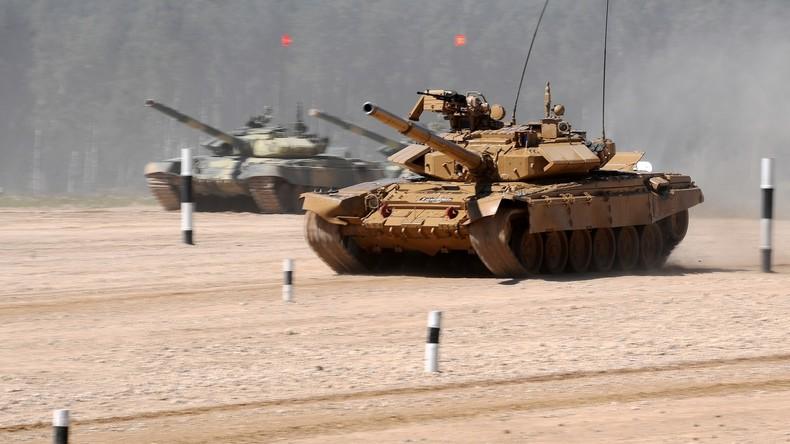 Der Bessere gewinnt: Irak ersetzt US-Panzer mit modernen Kampfpanzern aus Russland