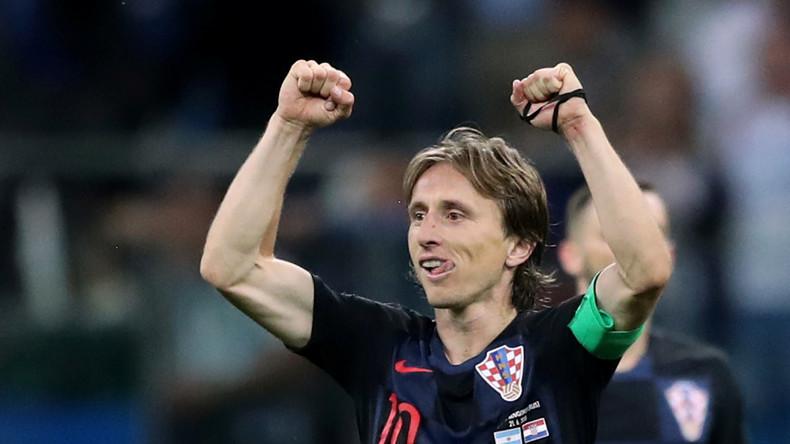 Vernichtende Niederlage für Argentinien: Kroatien gewinnt 3-0