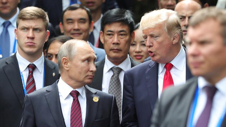 Trump erwägt Treffen mit Präsident Putin - Sicherheitsberater Bolton in Moskau erwartet