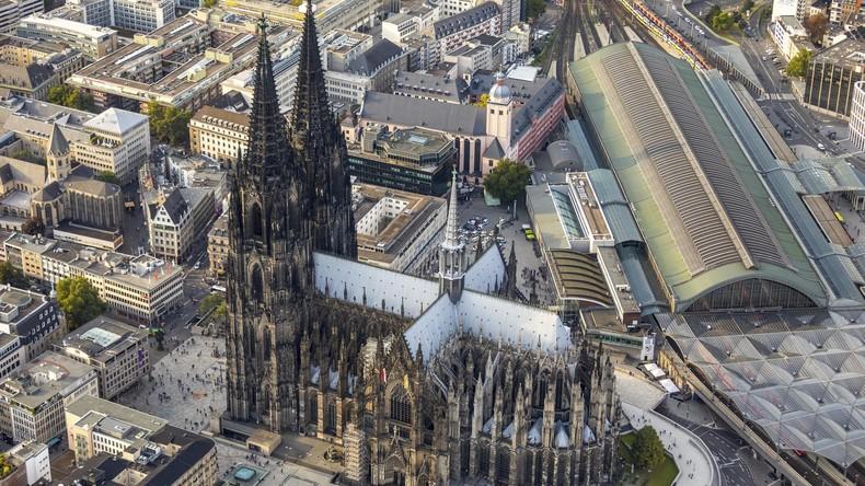 Kölner Dom Evakuiert