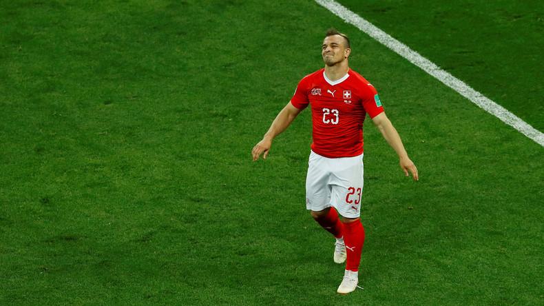 Vor dem WM-Spiel gegen Serbien: Kosovo-Flagge bei Schweizer Spieler sorgt für Furore