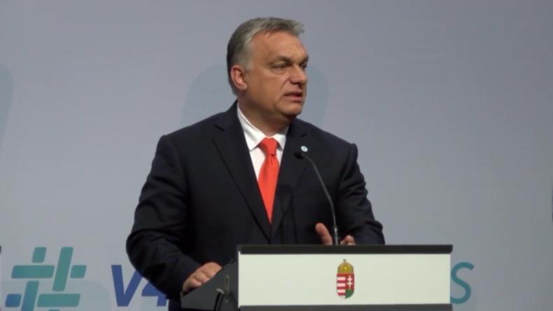 Ungarn, Polen, die Tschechische Republik und die Slowakei sagen Merkel zum EU-Migrationsgipfel ab