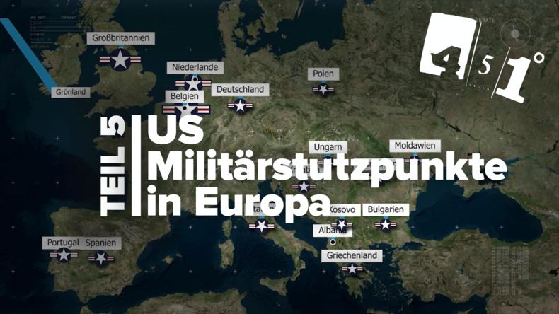 US-Basen in Europa | Teil 5 | 451 Grad