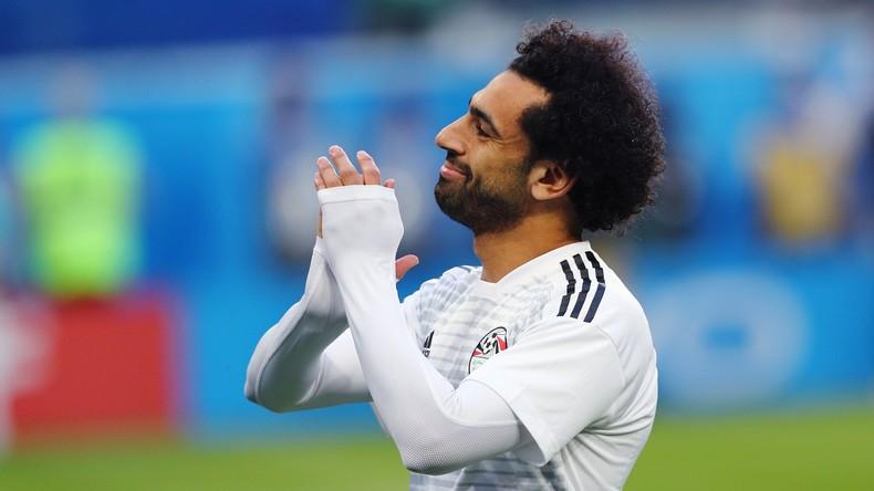Ägyptens Starstürmer Mohamed Salah wird Ehrenbürger von Tschetschenien