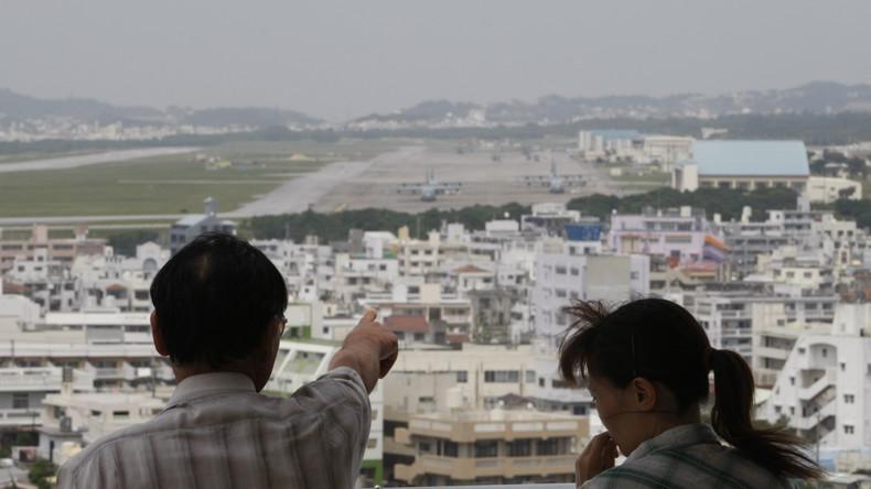 Neue Umweltsünden auf Okinawa durch US-Truppen: Trinkwasser verseucht