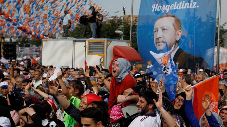 Türkei: Spekulationen rund um Test-Wahlergebnisse der staatlichen Nachrichtenagentur Anadolu