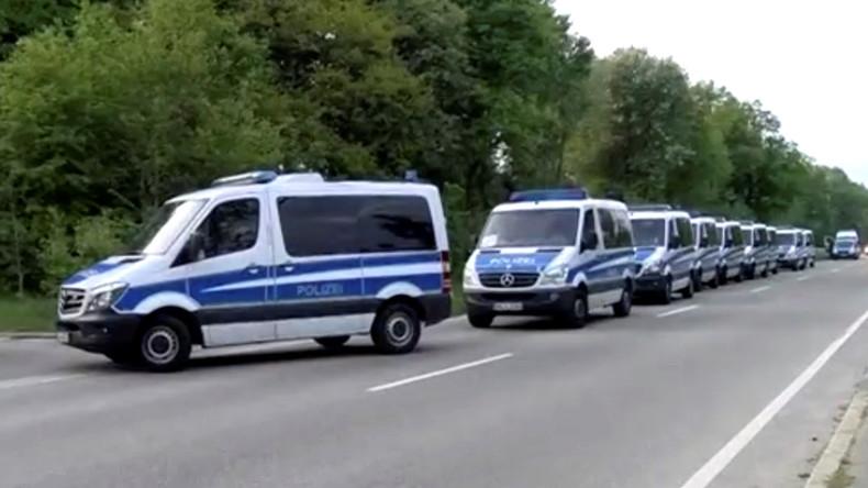 Großeinsatz in Ellwangen kostet Innenministerium gut 360.000 Euro