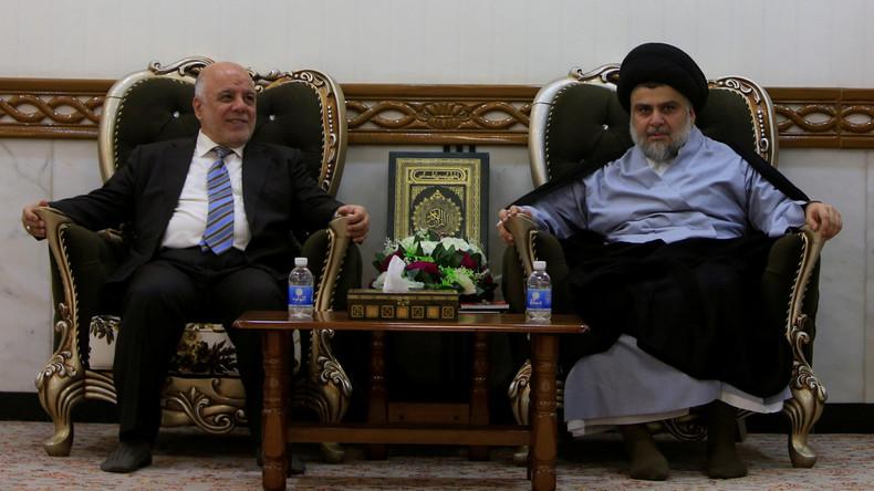 Prediger Al-Sadr und Premier Al-Abadi einigen sich auf Regierungsbildung im Irak