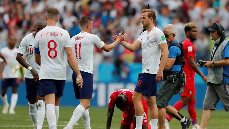 WM-Torfestival: England gewinnt gegen Panama 6:1