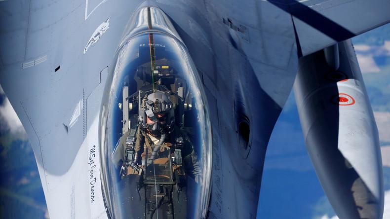 """""""Neue Aggression Chinas"""" - Washington wirft Peking Einsatz von Lasern gegen US-Militärpiloten vor"""