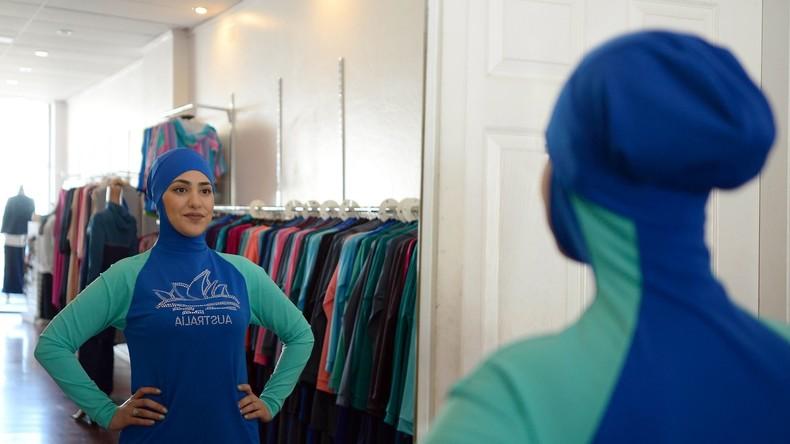 Teilnahme muslimischer Mädchen fördern: Familienministerin Giffey für Burkinis im Schwimmunterricht