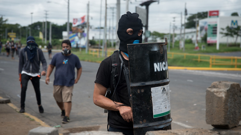 Maidan in Managua: Washington unterstützt Regime Change in Nicaragua