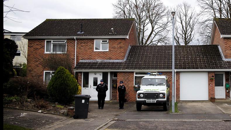 Tatort-Aneignung: Britische Regierung will Haus von Sergej Skripal kaufen