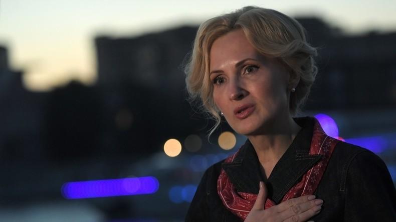 """""""Russische Invasion sehr wahrscheinlich"""": Moskau wirft Litauens Präsidentin Russophobie & Lügen vor"""