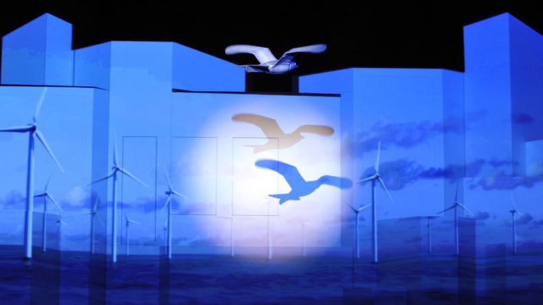 Friedenstaube oder Spion? China nutzt vogelgleiche Überwachungsdrohnen, die selbst Vögel täuschen