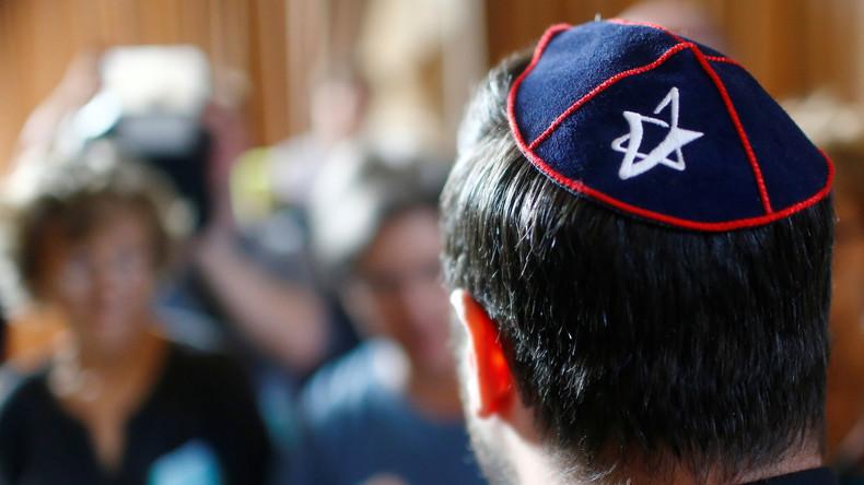 Angreifer nach Gürtelattacke gegen Israeli zu Arrest verurteilt