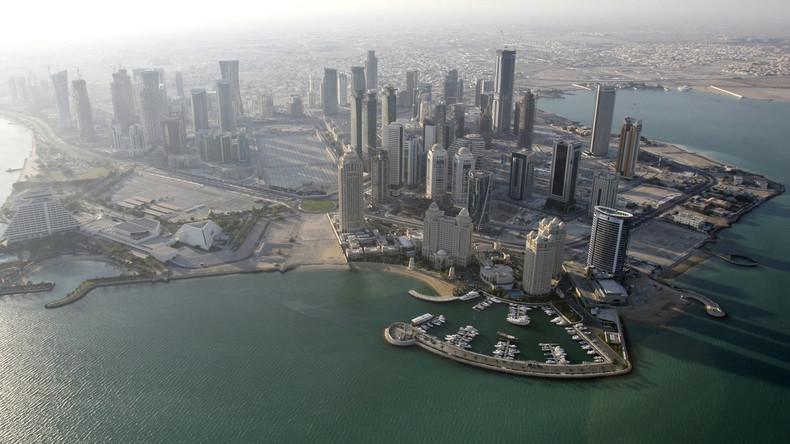 Wahhabitischer Kanalbau mit Hintergedanken: Saudi-Arabien will aus Katar eine Insel machen (Video)