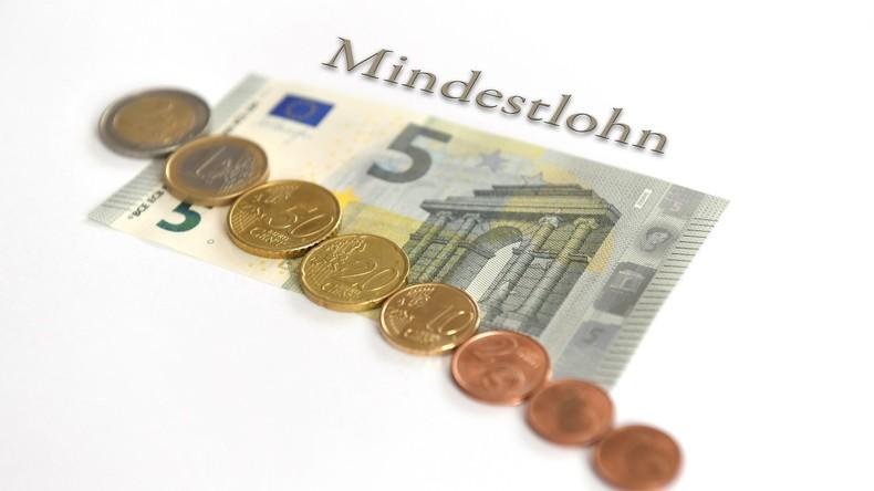 Empfehlung der Kommission: Mindestlohn soll in zwei Stufen auf 9,35 Euro steigen