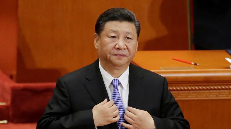 Handelsstreit mit USA: Chinas Präsident verschärft die Tonlage