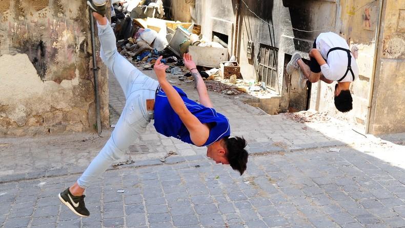 Aleppo: Das Leben kehrt in die syrische Großstadt zurück (Video)