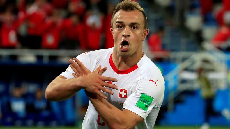 """""""Doppeladler"""" der Schweizer Kicker: Gefährliches Spiel mit ultranationalistischem Symbol ohne Folgen"""