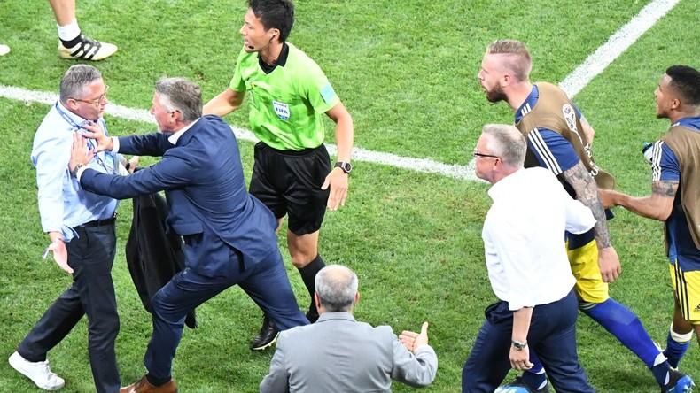 Urteil: FIFA bestraft DFB-Mitarbeiter wegen Tumulten mit über 4.000 Euro Bußgeld und Rüge