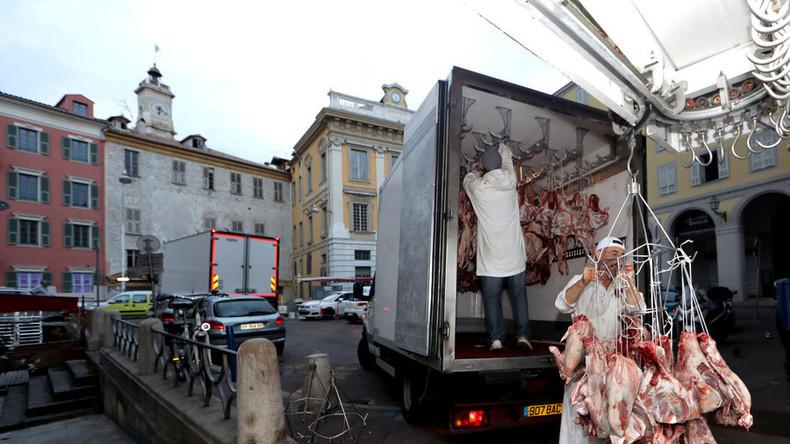 """Französische Metzger bitten Regierung um Schutz vor """"Veganer-Terror"""""""