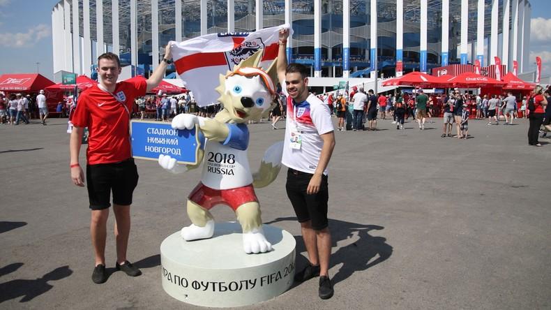 Realitätscheck: Die Panikmache britischer Medien vor der WM und die russische Wirklichkeit (Video)