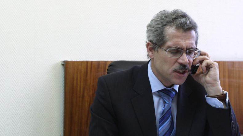 Anwalt dementiert angeblichen Suizidversuch Rodtschenkows