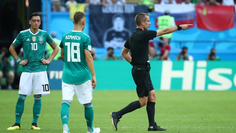 War es das Russengift? Deutschland scheitert erstmals in der Vorrunde einer Fußball-WM