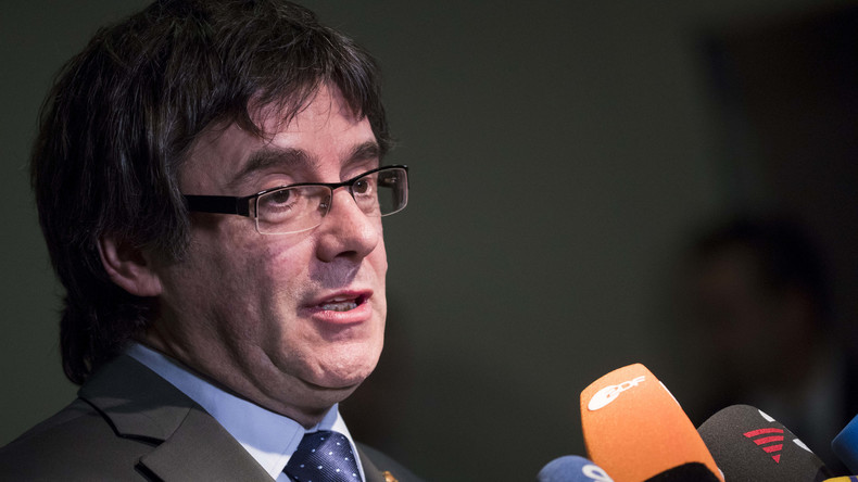 Oberstes Gericht bestätigt Prozess wegen Rebellion gegen Puigdemont