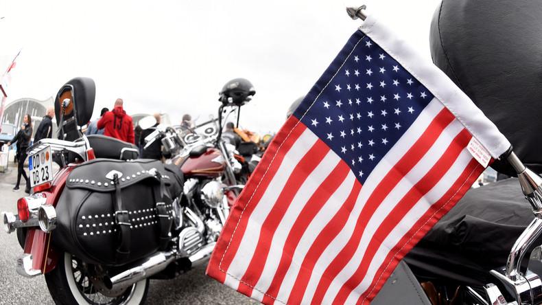 """Trump droht Harley Davidson mit """"Steuern, wie nie zuvor!"""" (Video)"""