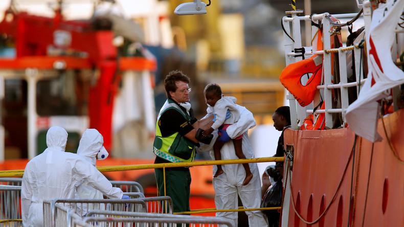 """""""Lifeline""""-Kapitän von Polizei in Malta befragt"""