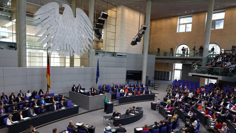 Video: 42. Sitzung des Deutschen Bundestages