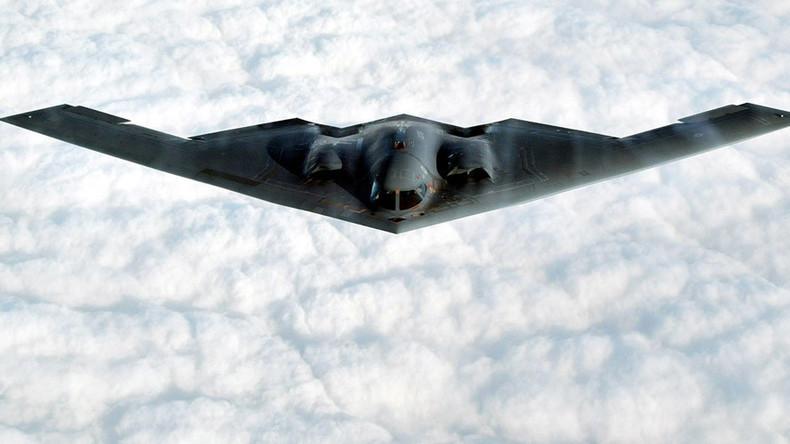 Militärische Logik der USA: B-2 Tarnkappenbomber gegen Terroristen in Libyen